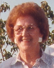 Dorothy May Price at a Family Reunion in July 1991