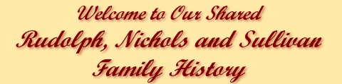 Our Family Genealogy Pages